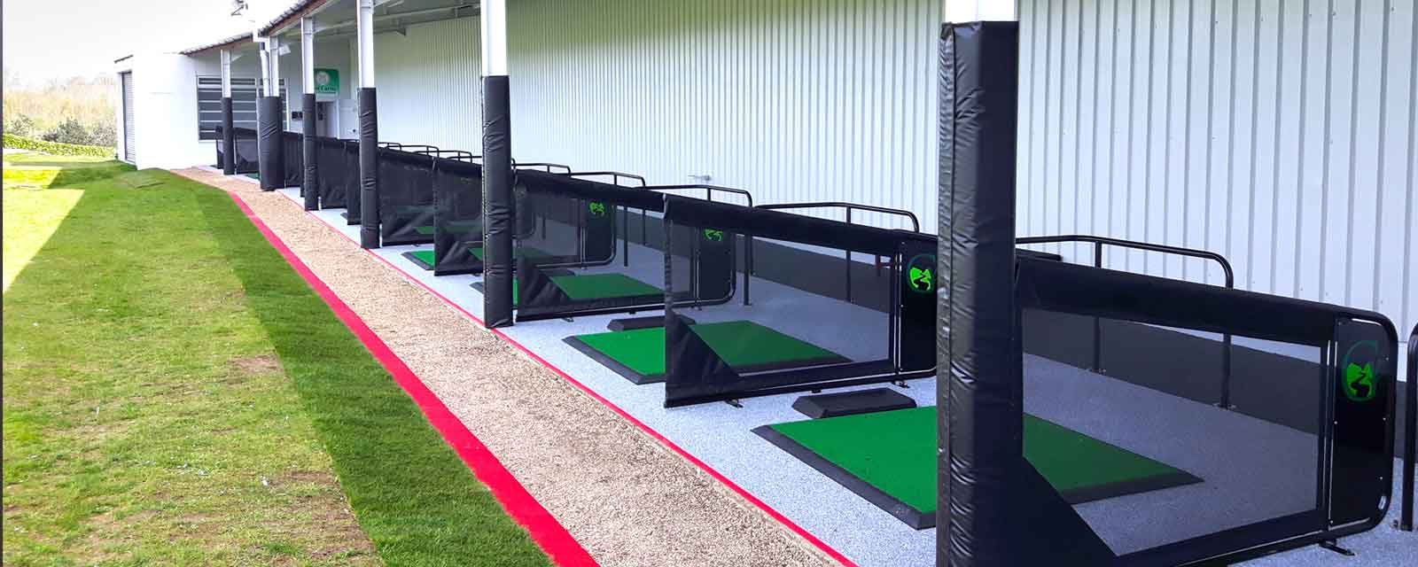 Driving Range Dividers
