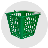 Ball Dispenser Baskets